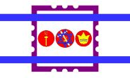 the church of god jerusalem acres flag